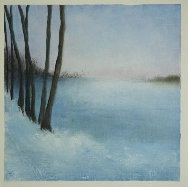 Edge Trees by Victoria Veedell