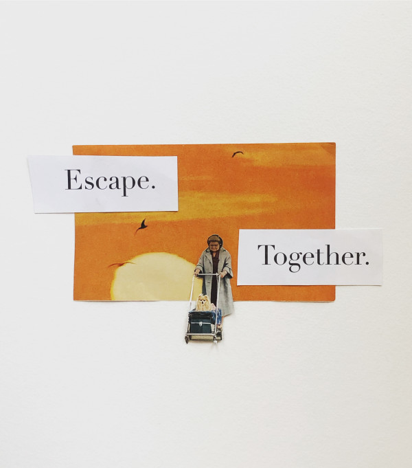 Escape Together by Ariel Kohn