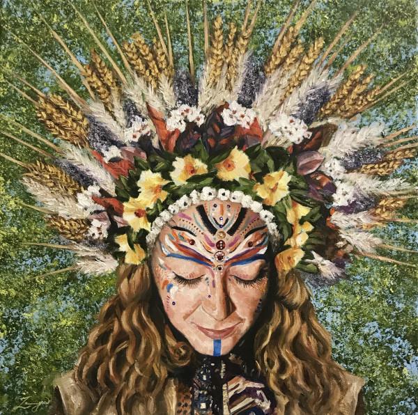 Sorceress by Zanya Dahl