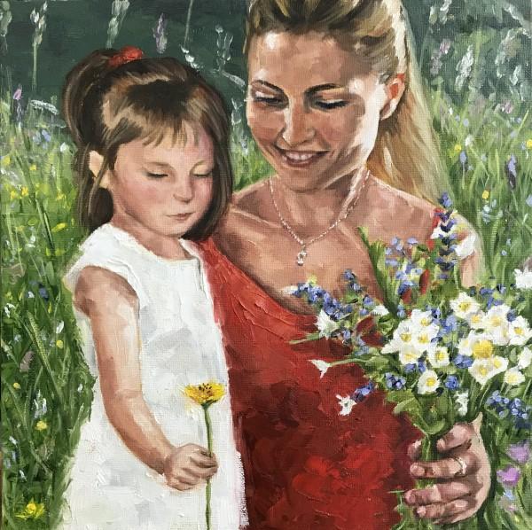 Adult Self & Childhood Self by Zanya Dahl