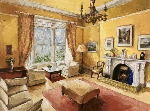 The Drawing Room by Zanya Dahl