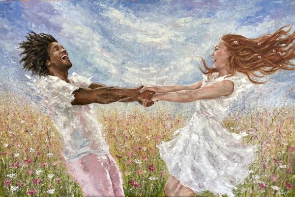 Masculine & Feminine in Harmony by Zanya Dahl