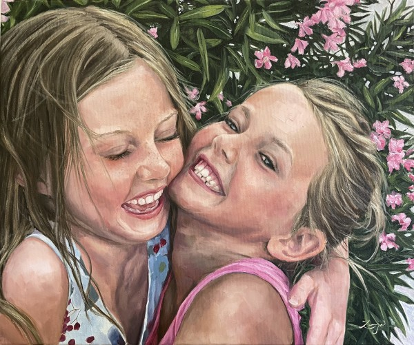 Lost in Laughter by Zanya Dahl