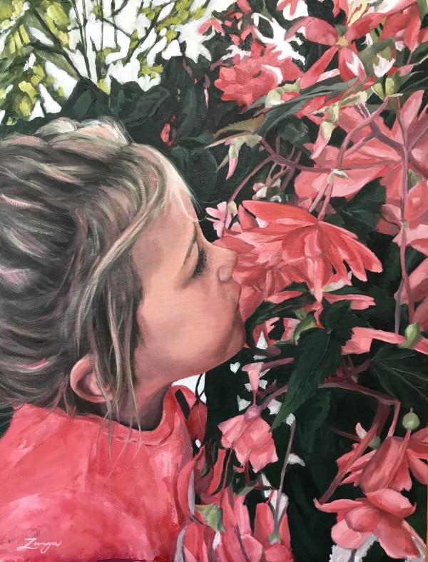 Fragrant Flora by Zanya Dahl