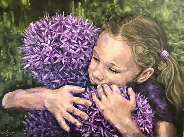 Living in Harmony V by Zanya Dahl