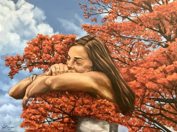 Living in Harmony III by Zanya Dahl