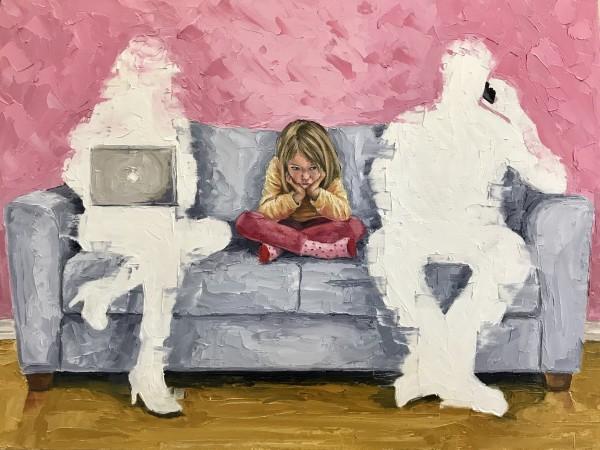 Lost in Cyberspace by Zanya Dahl