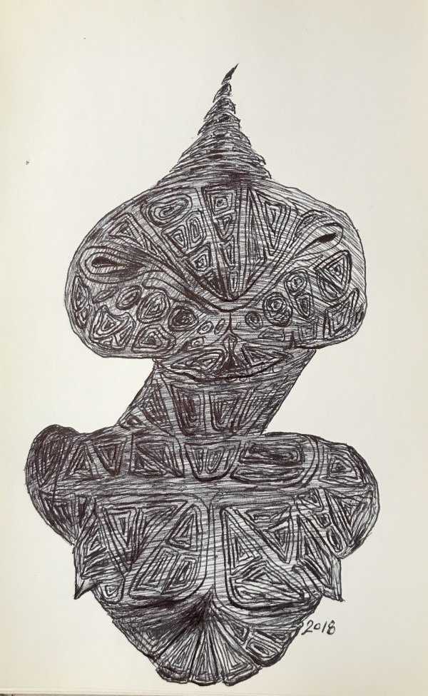 叶兰丁的《玛雅机械人》