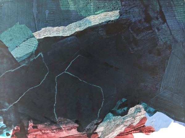 奥黛丽·鲍查德的《涟漪1》