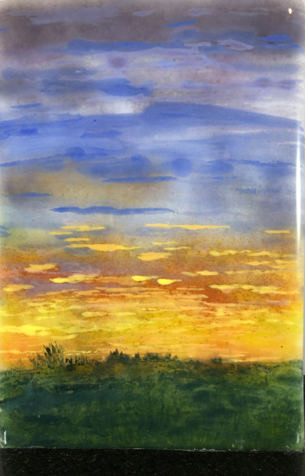 Sunrise Corpus Christi, Texas by Kathy Wagner