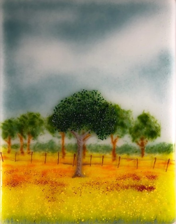The Back Road by Kathy Wagner