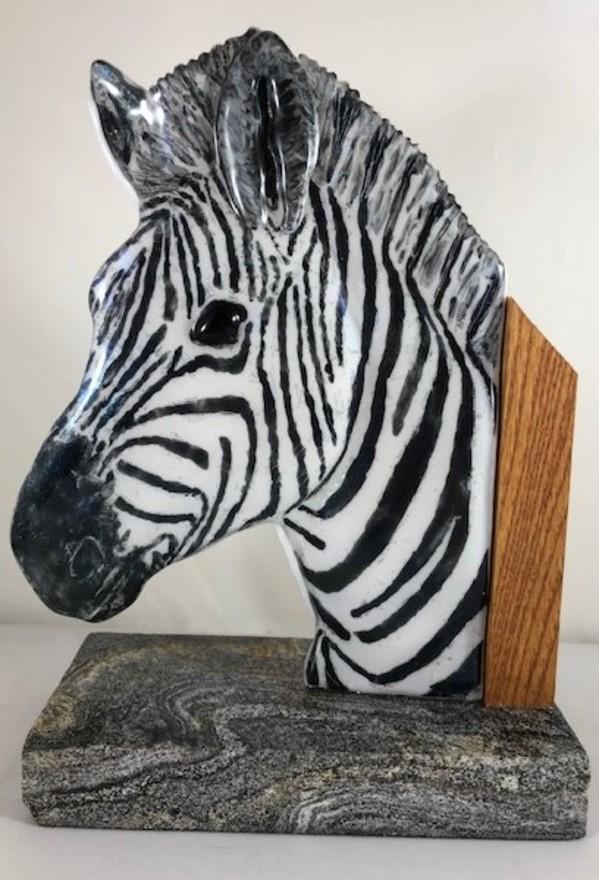 Zebra by Kathy Wagner