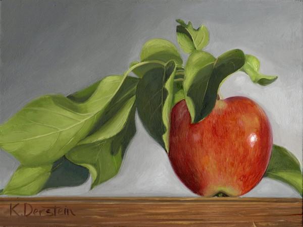 """Gala Apple"" by Kate Derstein"