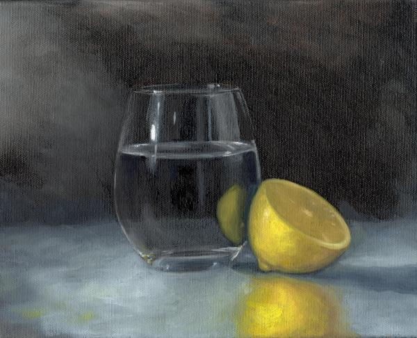 Water and Lemon by Kate Derstein