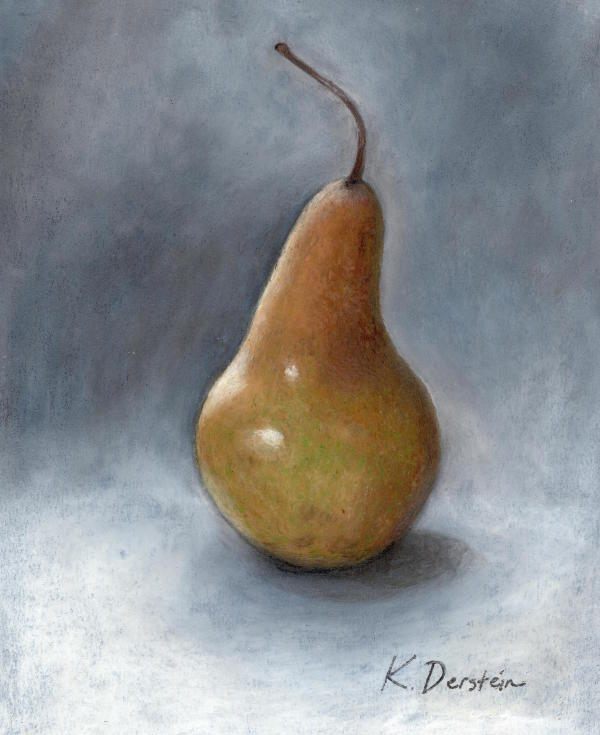 """""""The Pear"""" by Kate Derstein"""