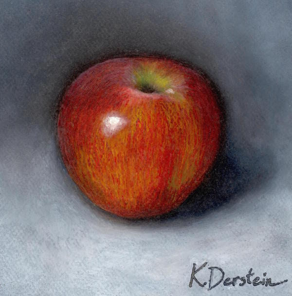 """""""Apple II"""" by Kate Derstein"""