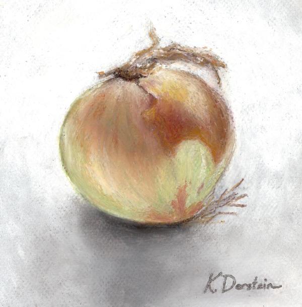 """""""The Onion"""" by Kate Derstein"""