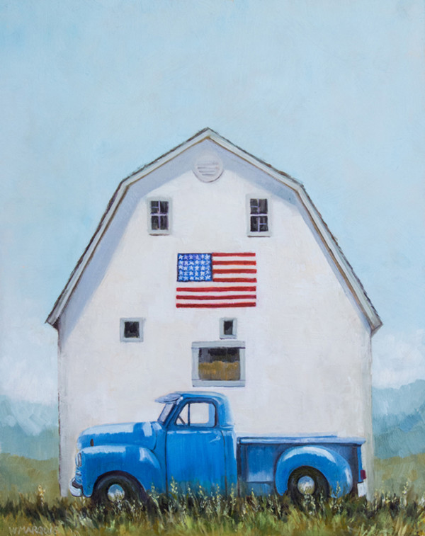 Americana Dreamin' by Wendy Marquis