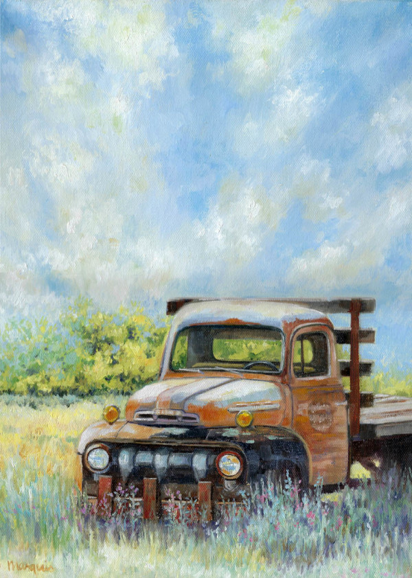Out to Pasture by Wendy Marquis