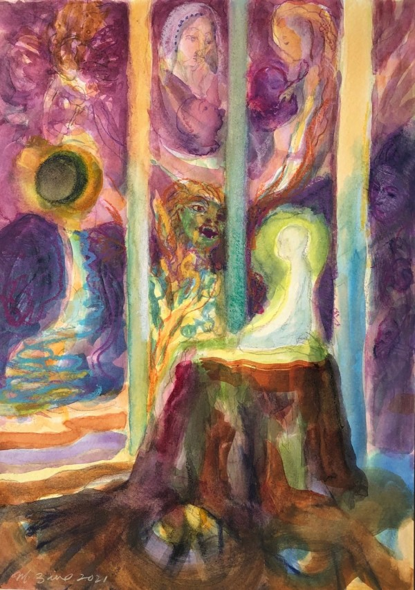 Pillars of Presence by Michael Zieve