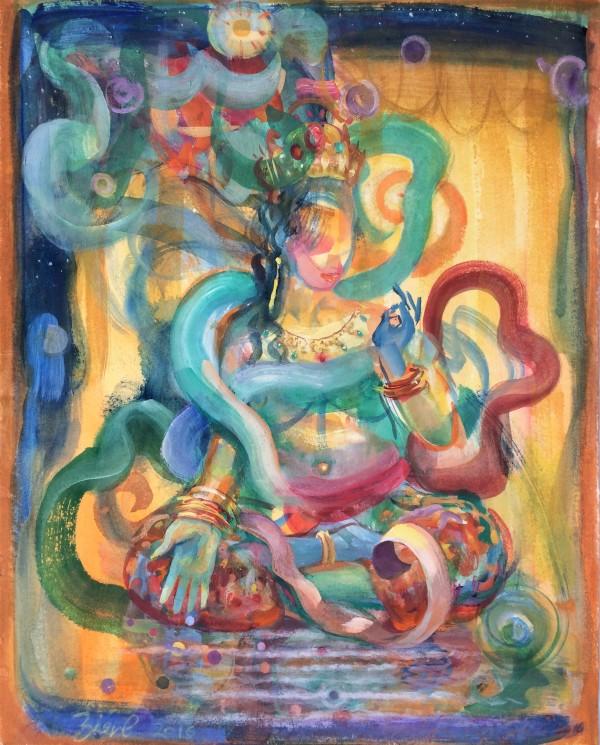 Maha Devi by Michael Zieve