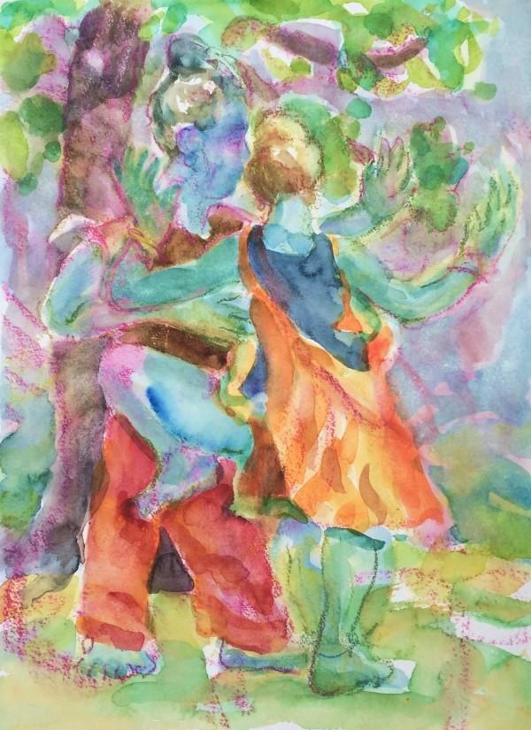 Dance Of The Headlands by Michael Zieve