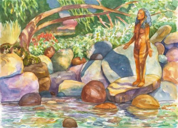 River Prayer by Michael Zieve