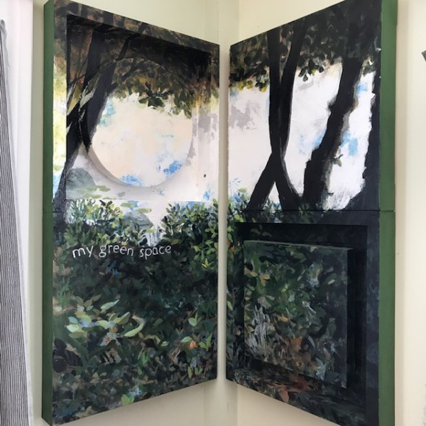 My Green Space by Sarah Robinson