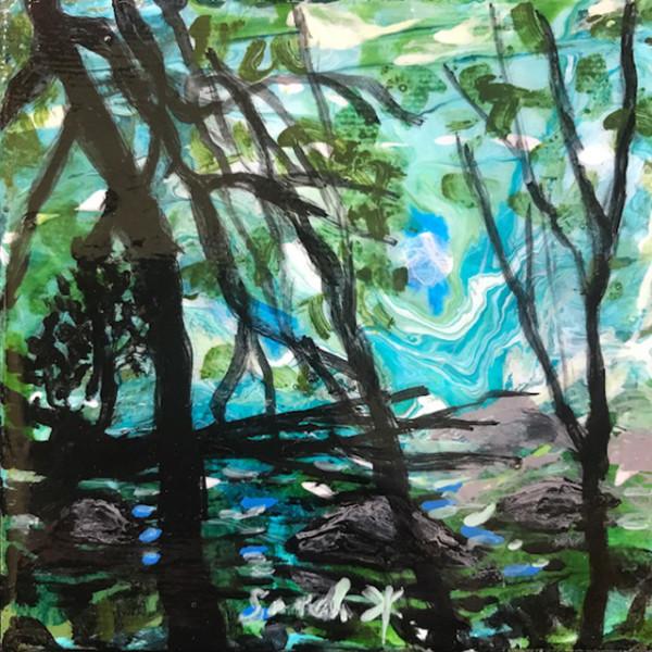 Shoreline by Sarah Robinson