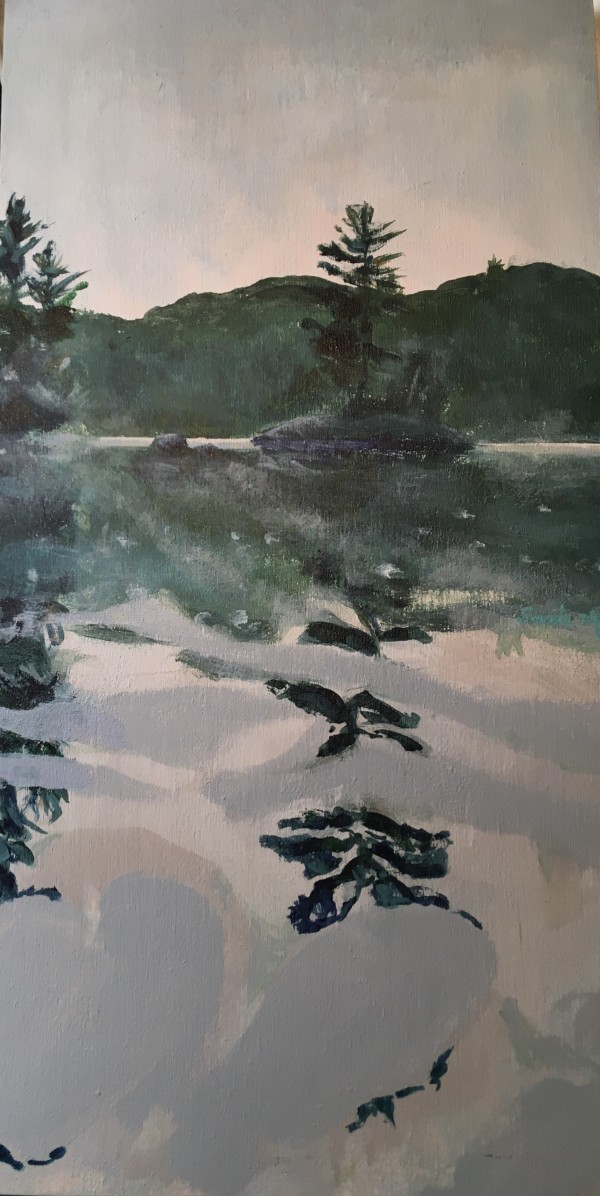Narrows - Mann Island 2 by Sarah Robinson