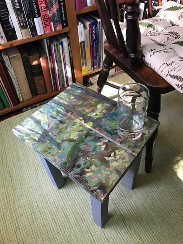 Cottage Table 1 by Sarah Robinson