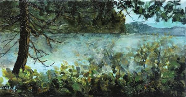 Across the Bay by Sarah Robinson