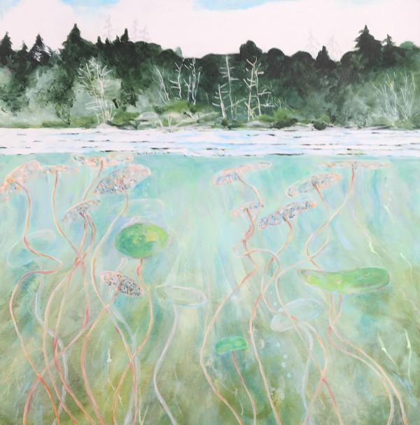 Underwater Dance by Sarah Robinson