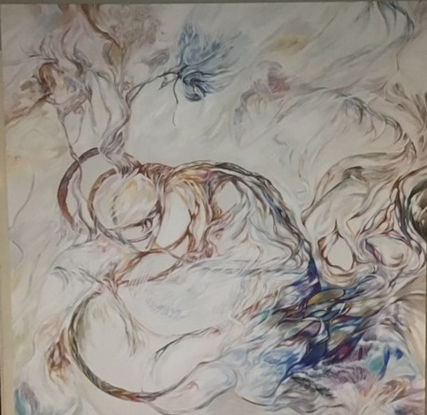 God's Embrace by Phyllis Thomas