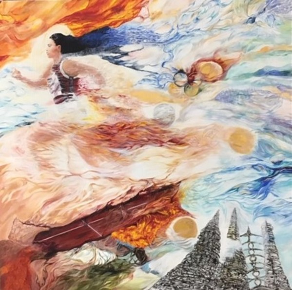 Jo's Flow by Phyllis Thomas
