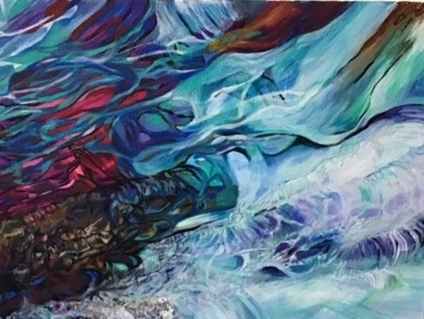 Fluidity by Phyllis Thomas