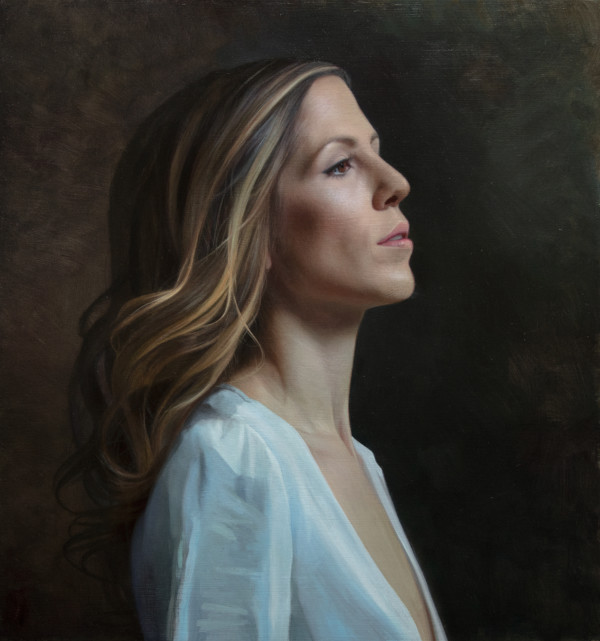 """Portrait of my Wife, Shana"" by David Kassan"