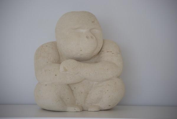 Sulky Gorilla by Capucine Safir