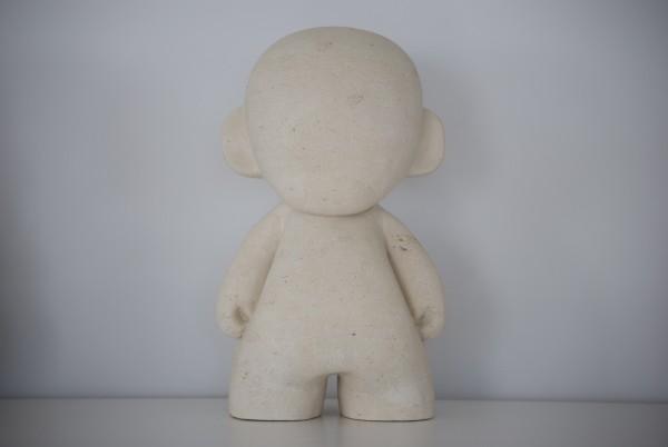 Stone Robot by Capucine Safir