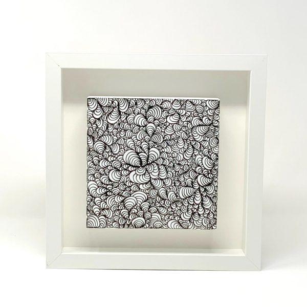WBFBIB Series square white by Capucine Safir