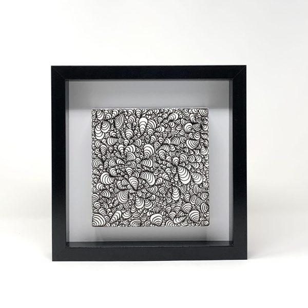 WBFBIB Series Square black by Capucine Safir