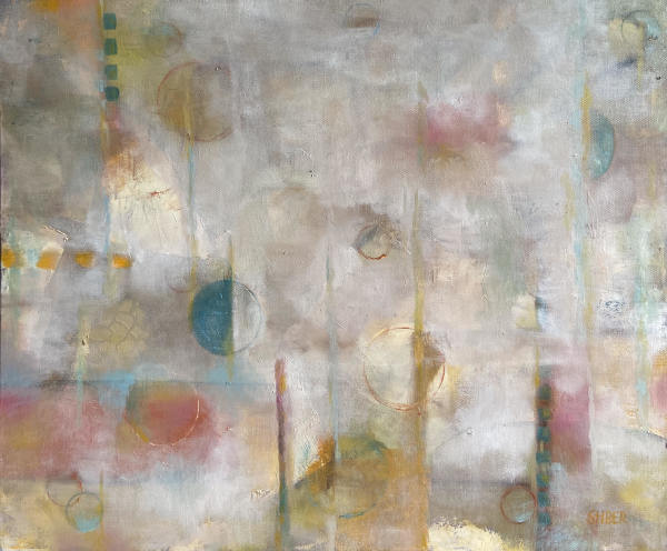 Inner Dialogue by Kathy Stiber