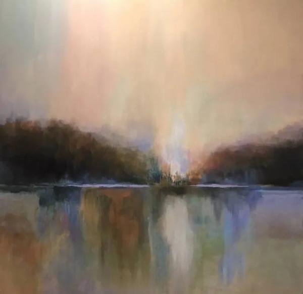 Chattahoochee River by Maryam Askaran