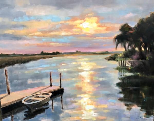Coastal Glory by Julie Mann