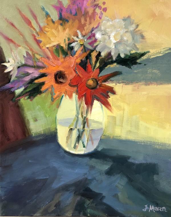Flower Power by Julie Mann