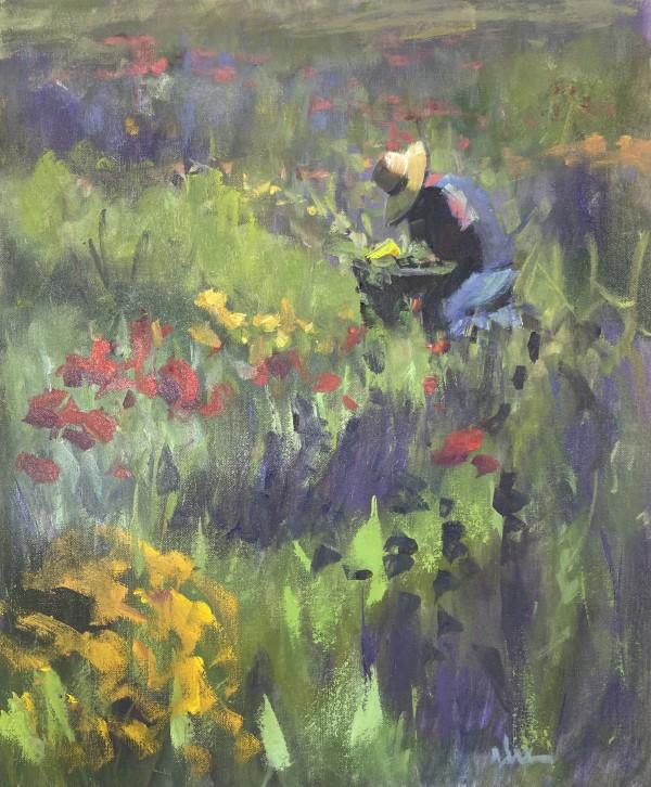 The Gardener by Nancy Lee