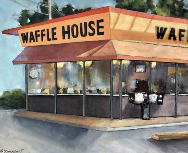 Waffle House by Beth Stormont