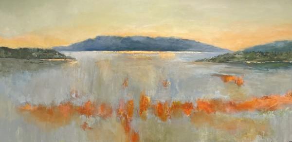 Lake Pop Reflections by Maryam Askaran