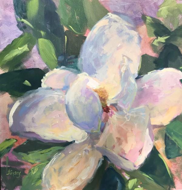 Magnolia Charm by Lorraine Kimsey