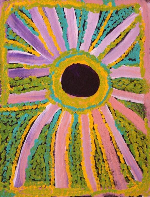 Pinyirr Rockhole by Nancy Patterson